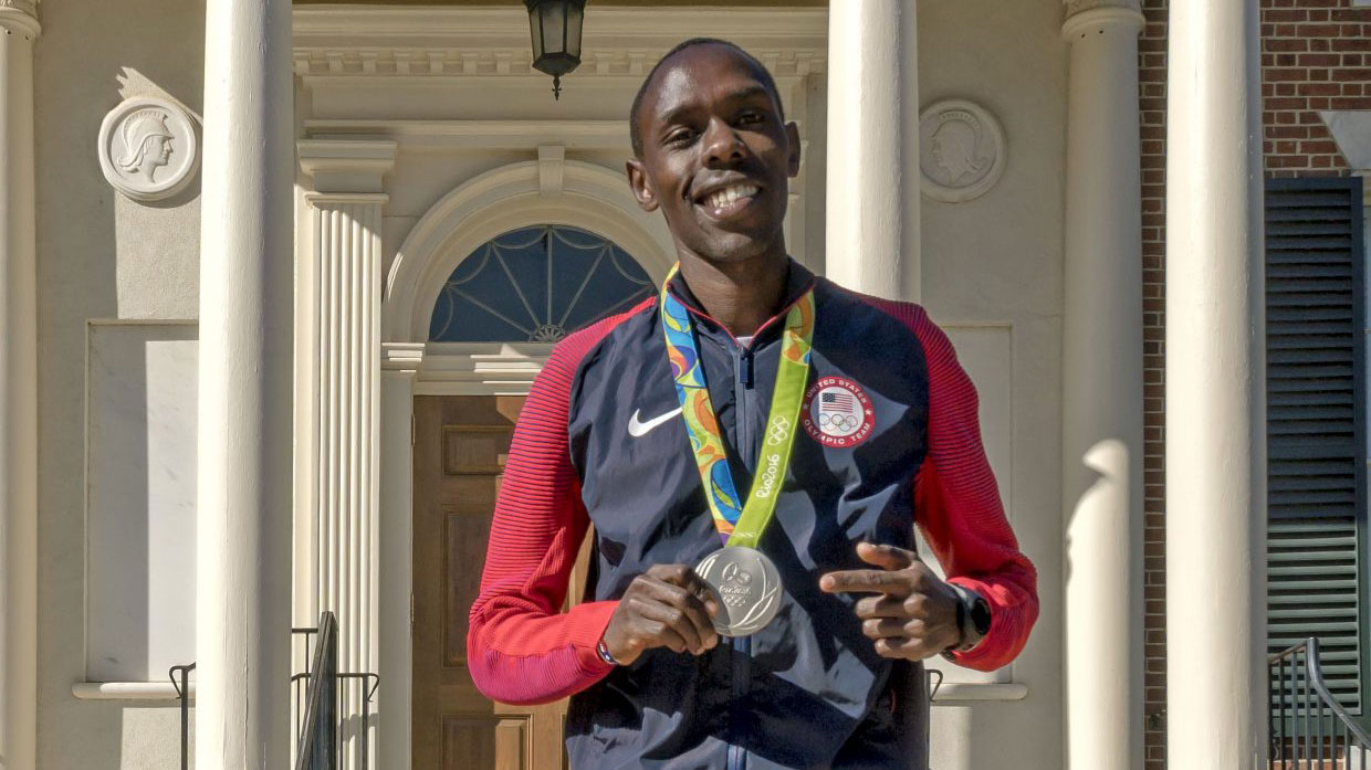 Tokyo bound! Paul Chelimo earns spot in Olympics