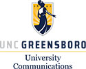 University Communications Vertical logo